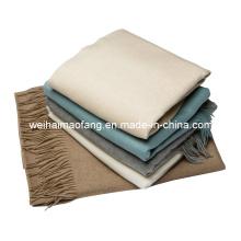 Чистого кашемира броска одеяло