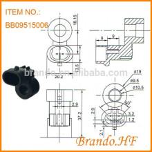 DC 6V diámetro de agujero 9.5mm CNG Sistema Auto solenoide bobina para solenoide válvula