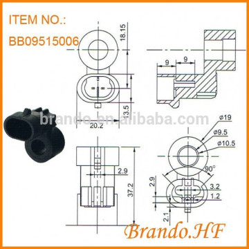 DC 6V Hole Diameter 9.5mm CNG System Auto Solenoid Coil for Solenoid Valve