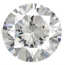 Forma de diamante de piedra de cristal decorativa de calidad superior promocional