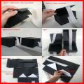 Boîtes plates faites sur commande d'empaquetage d'habillement