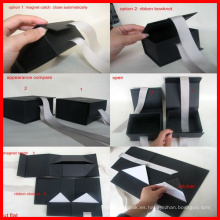 Cajas planas de empaquetado de ropa por encargo