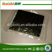 Venda quente delicioso coreano torrado algas laver