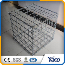 galvanized gabion stone cage gabion wall metal crates