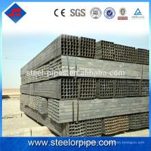 Produits chauds à vendre en ligne de bonne qualité q195 tube carré en acier