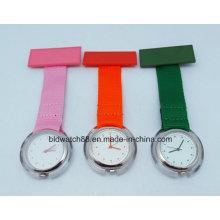 Ткань медсестры типа часы с нейлоновый ремешок