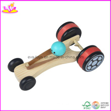 2015 Popular Wooden Toy Car with Our Factory Price W04A065