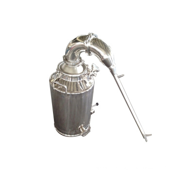 Stainless Steel Boiler and Distillation