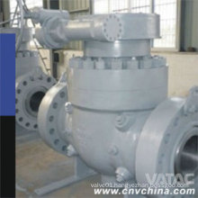 Cast & Forged Steel Soft Seated Top Entry Ball Valve