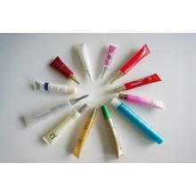 Tubo de plástico. Tubo flexível. Tubo flexível para embalagens de cosméticos (AM14120236)