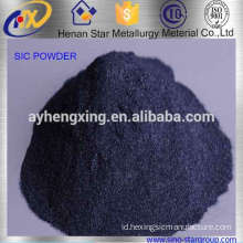 Pure Silicon Carbide Black SiC Powder 90 95