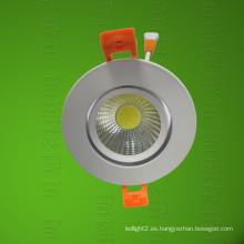 Hot COB LED Down Luz 5W