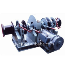 Double drum anchor windless