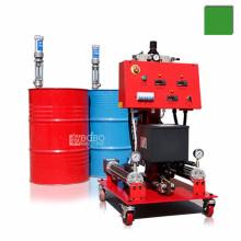 Alta presión PU poliuretano aislamiento espuma de spray de la máquina