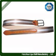 Fashion Textile Leather Belt Canvas
