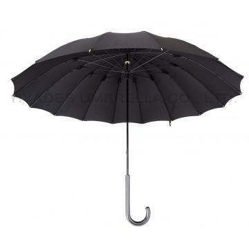 16 ribs Fashion Women's Straight Umbrella