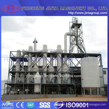 Evaporator for Alcohol/Ethanol Equipment Line China Manufacturer