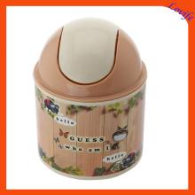 Cubo plástico de almacenamiento de plástico mini (FF-5017-1)
