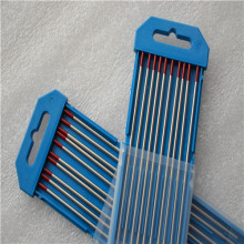Raw Material Tungsten Rod Tig Welding Electrode