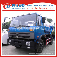 dongfeng 145 4x2 fecal suction tanker truck