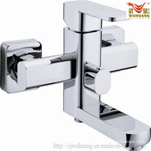 Wall Mounted Dual Function Bathroom Shower Tap