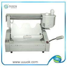 Máquina obligatoria del pegamento manual