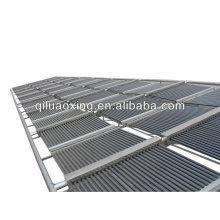 Calentador de agua solar de placa plana de tubo de vacío presurizado