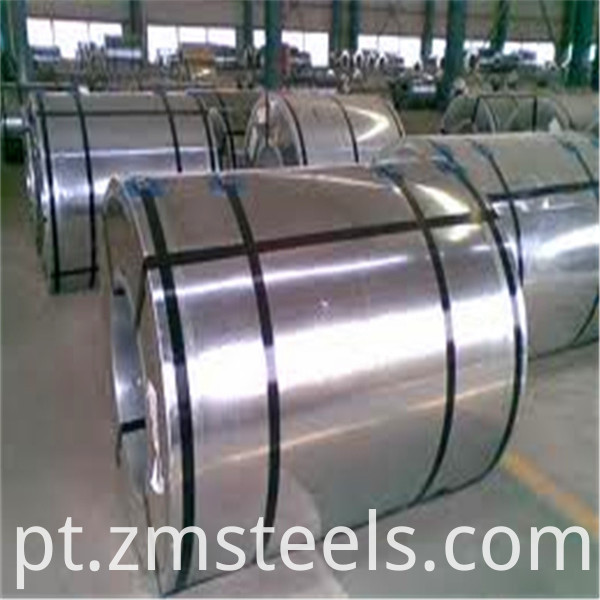 coil stainless steel