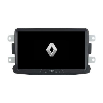8 inch touchscreen RENAULT Duster Car DVD-speler