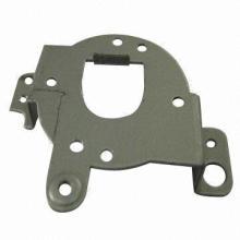 De precisión de acero inoxidable de chapa de metal estampado de piezas de la máquina (JX045)