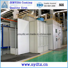 The Coating Machine for Painting Room Spray Booth