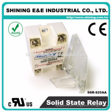 SSR-S25AA UL CE Approved AC To AC Single Phase 25A SSR