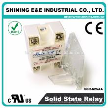 SSR-S25AA UL CE aprovado AC para AC single phase 25A SSR