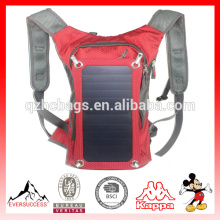High performance battery charger outdoor solar bag
