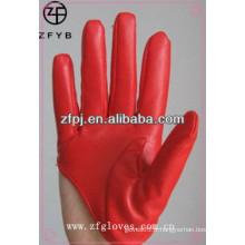 Hot Sale Lady Short Dancing Gloves