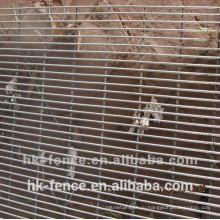 Анти-восхождение забор используется для безопасности во дворе школы гардон или в общественных местах