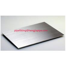 Placa de aço inoxidável SS304