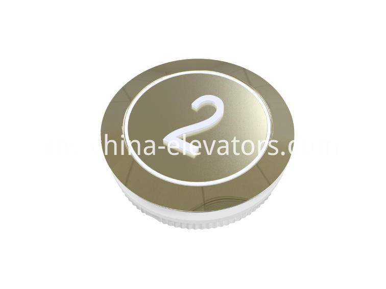 Elevator Push Buttons Hard-wearing & Corrosion Resistant