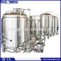 Gas or Steam or electrical heated stainless steel brewhouse for pub