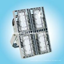 260W Haute puissance CREE LED Outdoor High Mast Light pour un environnement sévère