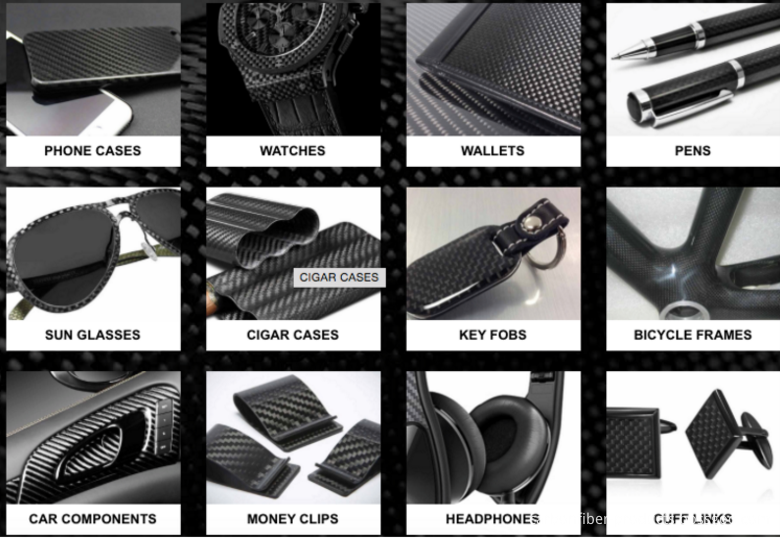 carbon fiber series