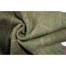Tecido de lã Woresed & tecido de lã com Tweed