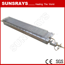 Utilisation industrielle de haute qualité du brûleur infrarouge à vendre