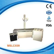 MSLCX09W CE Mark 200mA medizinischen digitalen Röntgen-Röntgengerät Preis