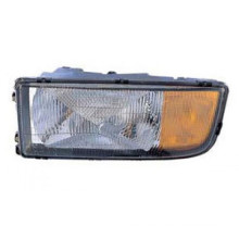 Truck Lamp Actros ′96-′02 Head Lamp (W/S MOTOR)