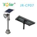 Nuevo diseño de lámpara de lámpara solar jardín Lámpara Solar resistente al agua, solar pro jardín JR-CP07