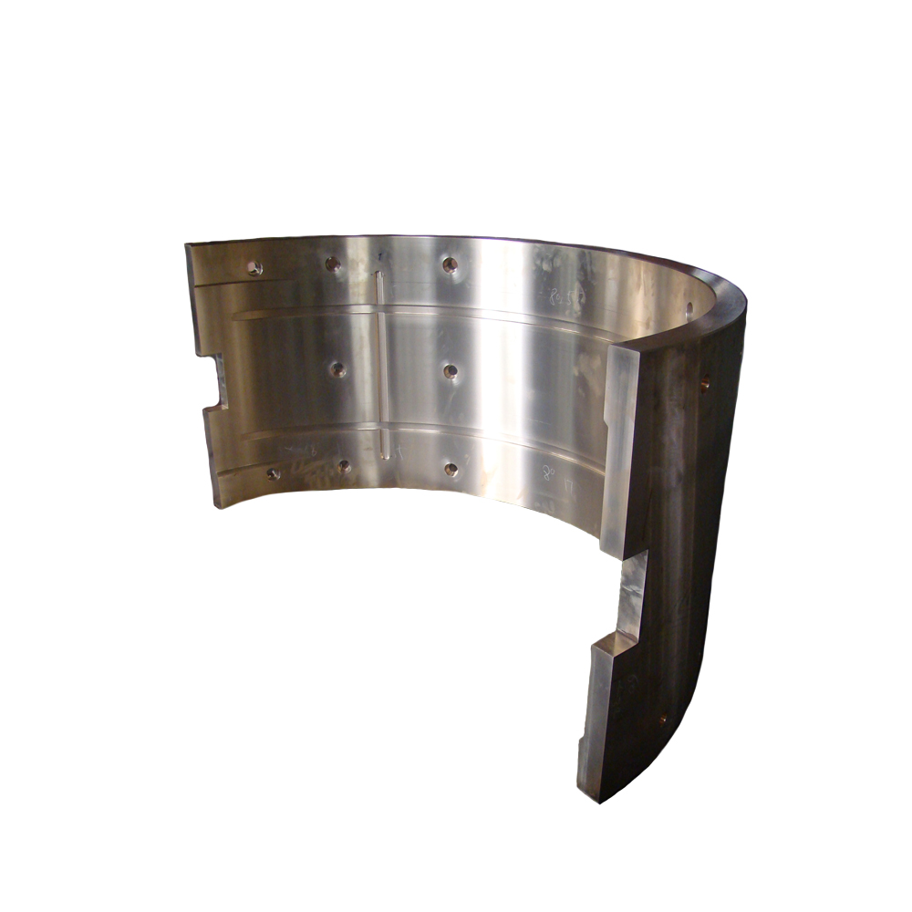 Copper sleeves for rolling mill