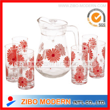 7PC Set Drinking Glass