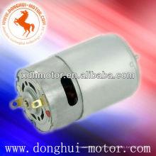 motor eléctrico DRC-550, 12v motores de corriente continua, motor de corriente continua para el coche eléctrico