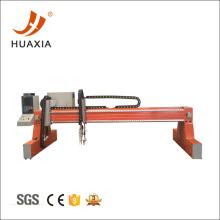 Placa de 200 mm de espesor cnc pórtico máquina de corte por llama